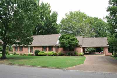 Dyersburg Single Family Home For Sale: 920 Dianne Drive