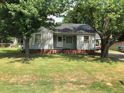 Gibson County Single Family Home For Sale: 810 N 24th Ave