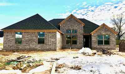 Crockett County Single Family Home For Sale: 15 Patterson Cove