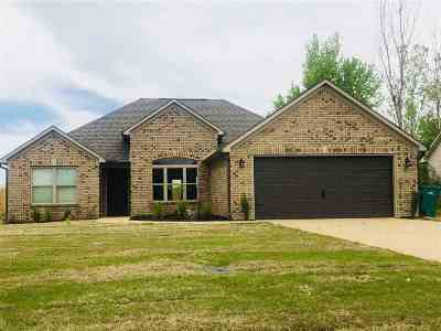 Crockett County Single Family Home For Sale: 31 Patterson Cove
