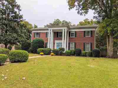 Jackon, Jackson, Jackson Tn, Jakcson Single Family Home For Sale: 64 Maryland Dr.