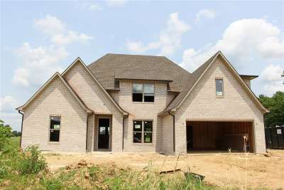Gibson County Single Family Home For Sale: 358 Saddlebrook (Lot 118)