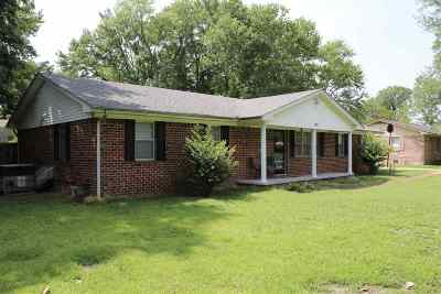 Dyer County Single Family Home Backup Offers Accepted: 219 Steve