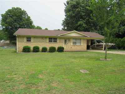 Dyersburg Single Family Home For Sale: 62 Rose Dr