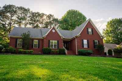 Jackon, Jackson, Jackson Tn, Jakcson Single Family Home For Sale: 527 McO Road
