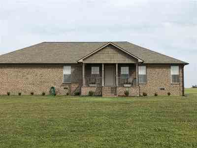 Lauderdale County Single Family Home For Sale: 1869 Olds Rd