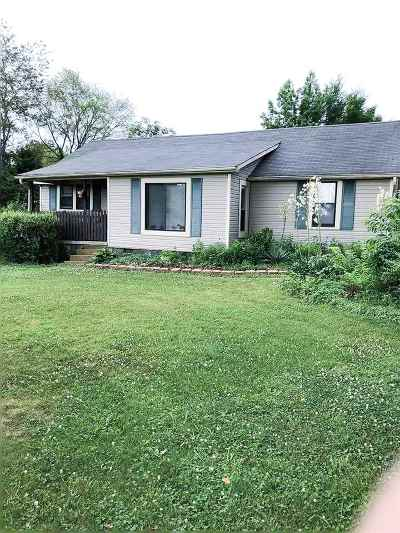 Henderson County Single Family Home For Sale: 340 Hwy 200