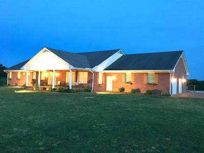 Henderson County Single Family Home For Sale: 2860 Old Reagan Rd