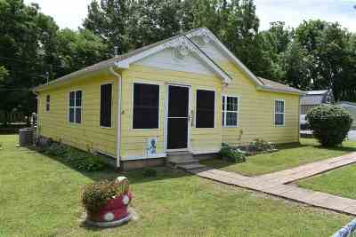 Dyer County Single Family Home For Sale: 84 Magazine St.