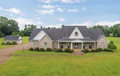Gibson County Single Family Home For Sale: 245 Esquire Peek Road