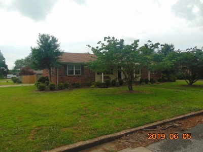 Dyer County Single Family Home Backup Offers Accepted: 164 Farifield
