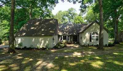 Jackon, Jackson, Jackson Tn, Jakcson Single Family Home For Sale: 61 Tall Oaks