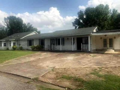 Gibson County Single Family Home For Sale: 128 Walnut
