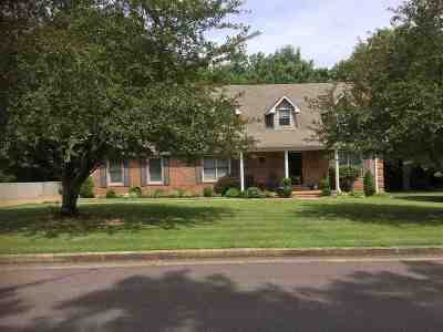 Dyersburg Single Family Home For Sale: 326 Oakleigh