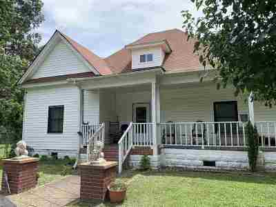 Haywood County Single Family Home For Sale: 621 N Monroe