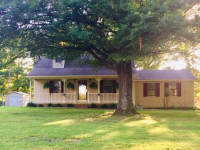 Hardeman County Single Family Home For Sale: 1805 Uptonville