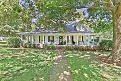 Gibson County Single Family Home For Sale: 814 Mary Key