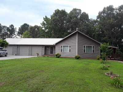 Henderson County Single Family Home For Sale: 16551 Natchez Trace Road