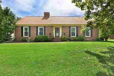 Haywood County Single Family Home For Sale: 140 Hillcrest