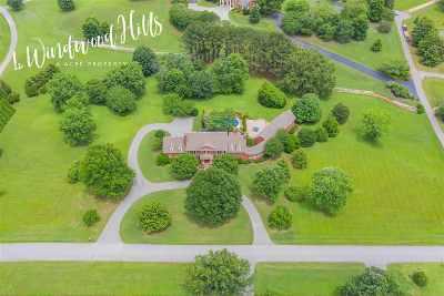 Jackon, Jackson, Jackson Tn, Jakcson Single Family Home For Sale: 4 Windwood