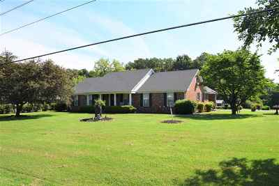 Dyer Single Family Home For Sale: 833 N Main St