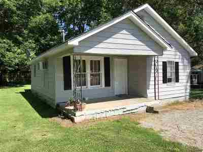 Crockett County Single Family Home For Sale: 254 N Bells