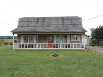 Obion County Single Family Home For Sale: 974 Lake
