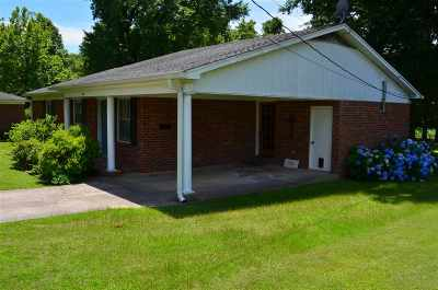 Haywood County Single Family Home For Sale: 307 Miller