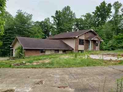 Henderson County Single Family Home For Sale: 26005 Hwy 104 S