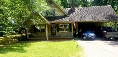 McNairy County Single Family Home For Sale: 118 Autumn