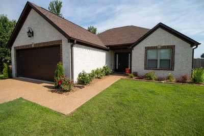 Crockett County Single Family Home For Sale: 171 Oakmont Cove