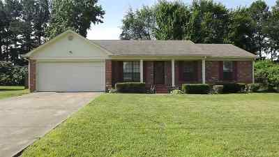 Madison County Single Family Home For Sale: 132 Hillary Dr