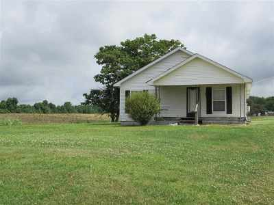 Haywood County Single Family Home For Sale: 1686 Stanley Road
