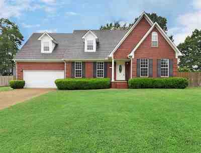 Jackon, Jackson, Jackson Tn, Jakcson Single Family Home Backup Offers Accepted: 45 Ferndale