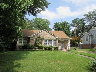 Dyersburg Single Family Home Backup Offers Accepted: 840 Sunnybrae Ave