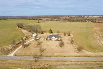 Crockett County Single Family Home For Sale: 2005 Friendship Eaton