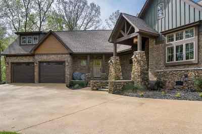 Hardin County Single Family Home For Sale: 60 Breathtaking Loop