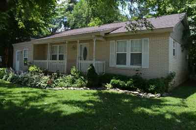 Haywood County Single Family Home For Sale: 1112 Edgewood Ave