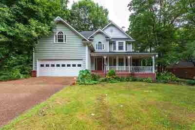 Jackon, Jackson, Jackson Tn, Jakcson Single Family Home For Sale: 25 Buckridge