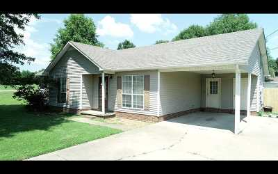 Dyersburg Single Family Home Backup Offers Accepted: 2870 Ward