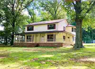 Haywood County Single Family Home For Sale: 32 Cox