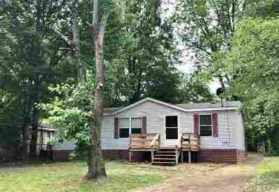 Trenton Single Family Home For Sale: 222 Stadium