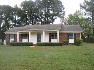 Brownsville TN Single Family Home For Sale: $99,900