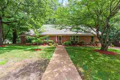 Jackon, Jackson, Jackson Tn, Jakcson Single Family Home For Sale: 44 McIntosh