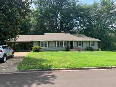Dyersburg Single Family Home For Sale: 1817 Okeena