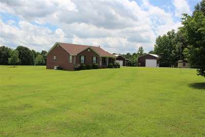 Newbern Single Family Home For Sale: 355 Snow Farm
