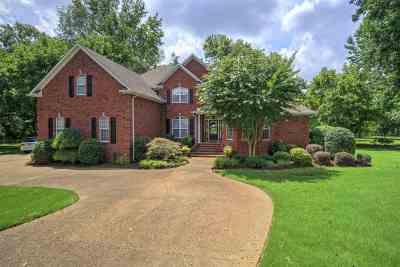 Jackon, Jackson, Jackson Tn, Jakcson Single Family Home For Sale: 61 Woodmanor