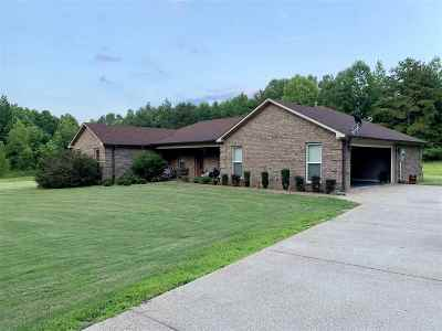 Henderson County Single Family Home For Sale: 64 Coopers Way