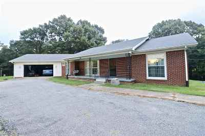 Gibson County Single Family Home For Sale: 934 Esq Estes Rd