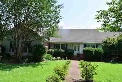 Jackon, Jackson, Jackson Tn, Jakcson Single Family Home For Sale: 11 Dogwood Dr